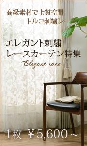 エレガント刺繍レース