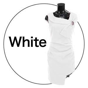 ララチュール 白ドレス